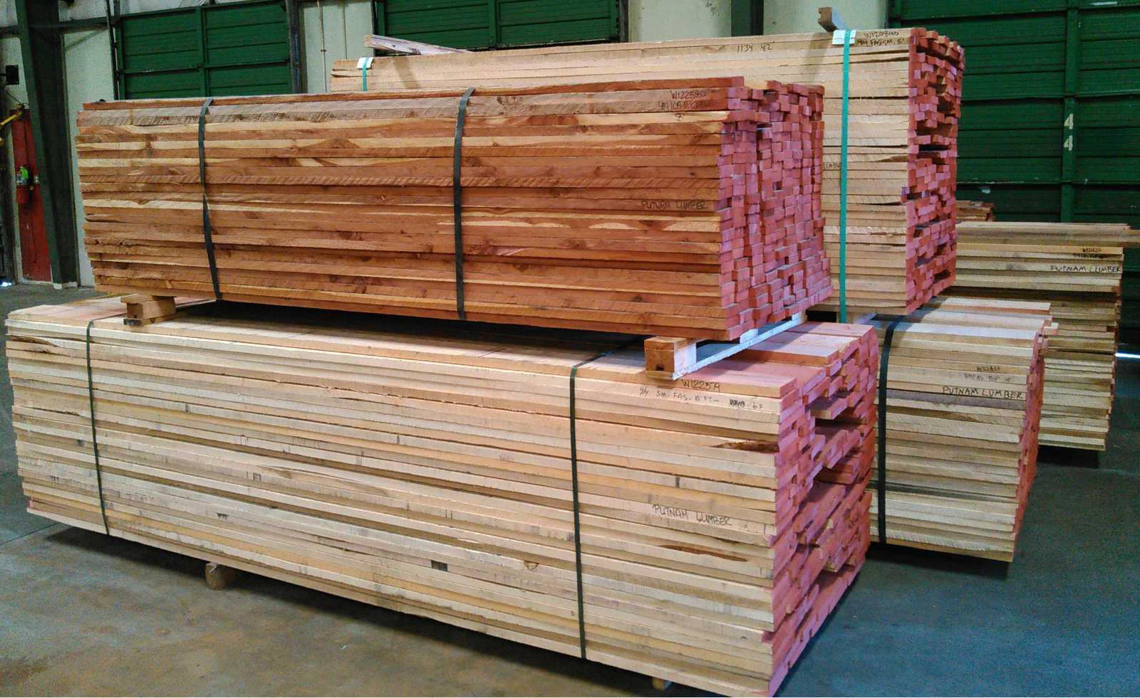 Lumber plywood osb rail road ties construction materials