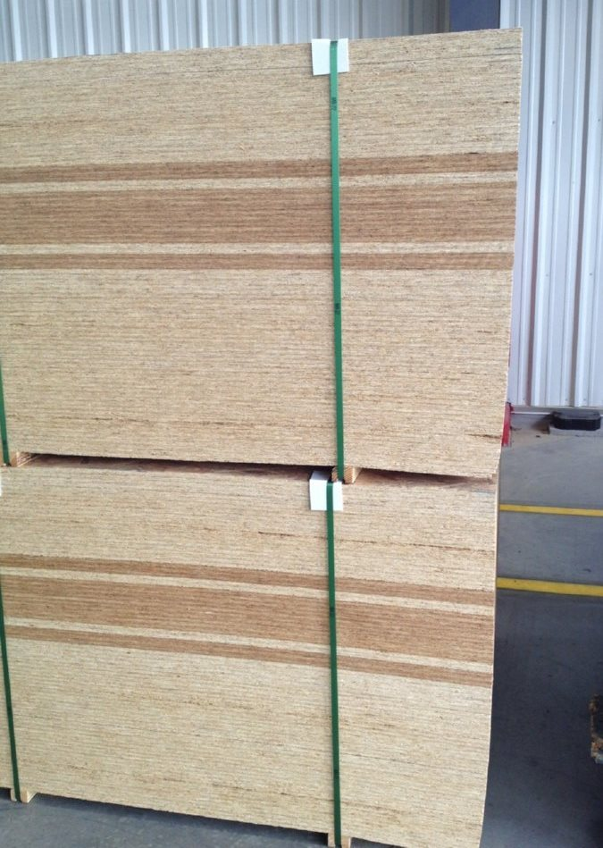 Economy Grade Reject OSB