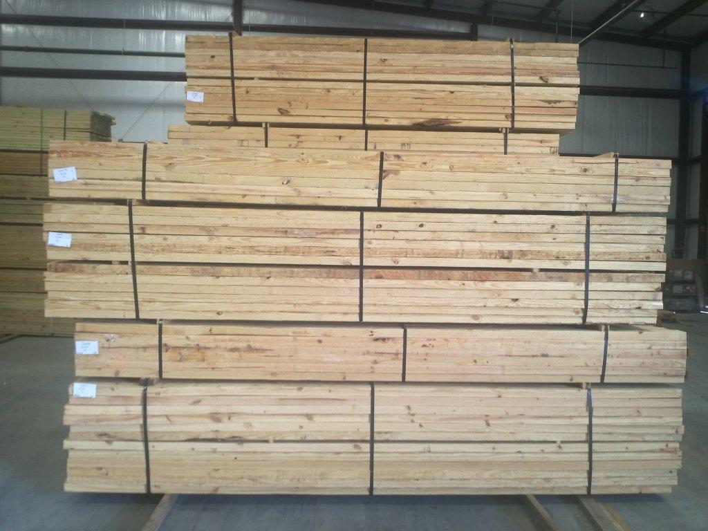 Syp No 2 Grade Rough Lumber