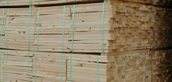 Dressed SYP Lumber