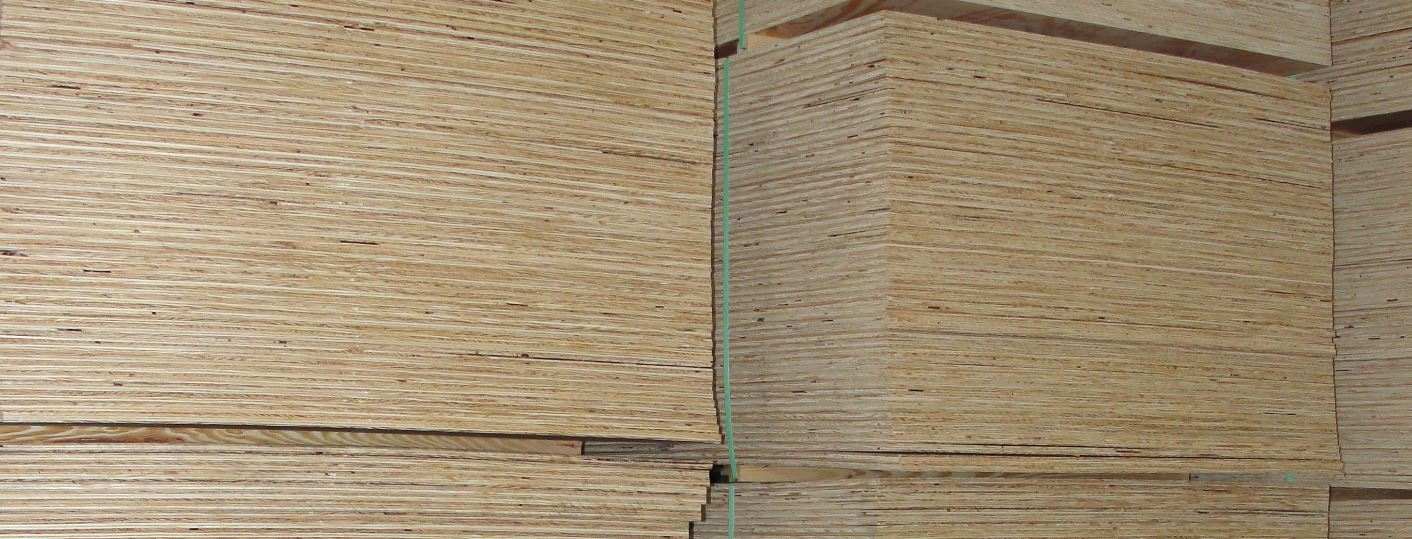 SYP Sheathing Plywood